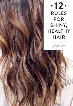 12 super easy tips and rules for achieving healthy shiny hair Natural Hair Treatments