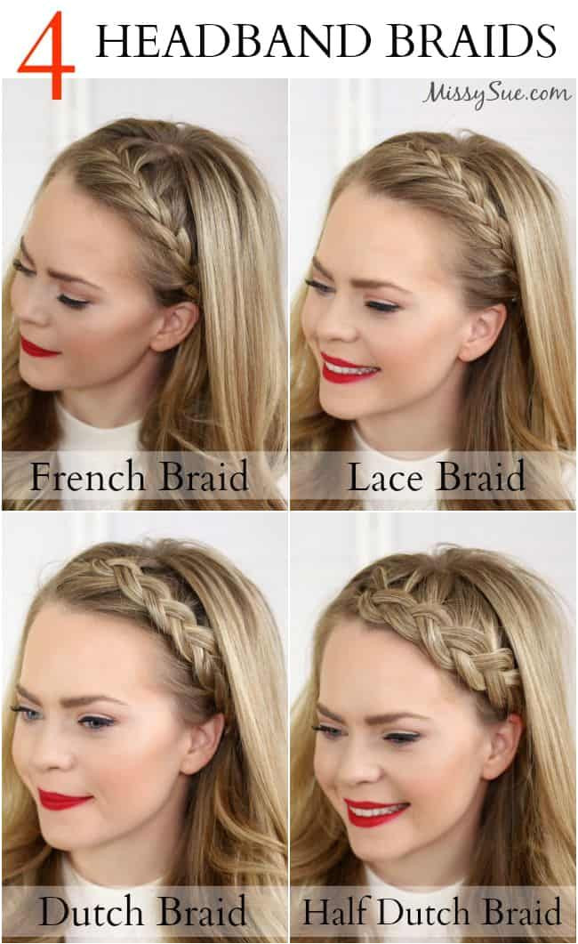 10 Amazing No Heat Hairstyles you need to Know These styles are quick and easy and great summer hairstyles or quick on the go hairstyles