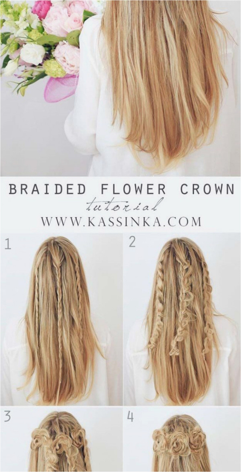 Easy Hairstyles Mid Length Hair Cute Easy Fast Hairstyles Best Hairstyle for Medium Hair 0d as