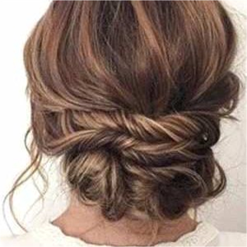 Simple Hairstyles Dailymotion Captivating Hairstyle Wedding Awesome Messy Hairstyles 0d Wedding