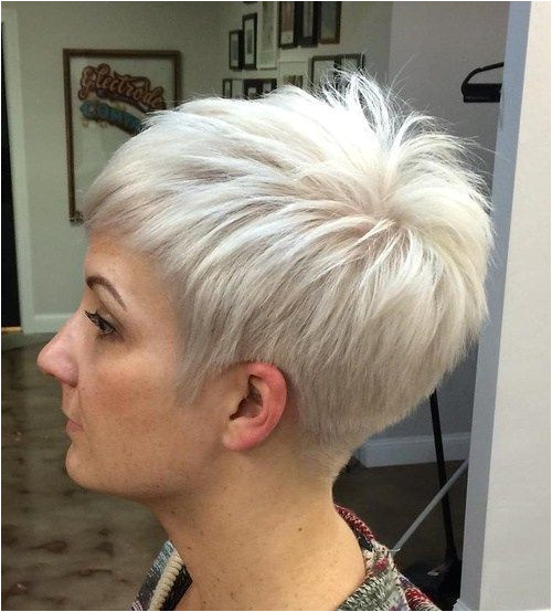 Edgy Hairstyles for Thin Hair 70 Short Shaggy Spiky Edgy Pixie Cuts and Hairstyles