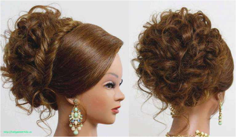 Elegant evening Hairstyles for Long Hair Prom Hairstyles