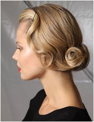 Aos 20 Make Up 1930s Hairstyles Romantic Hairstyles Bridal Hairstyles Twisted Hairstyles