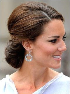 Pretty much any hairdo Kate Middleton wears would be event worth in our book