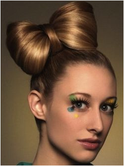 Cute Bow Hairstyle to Try