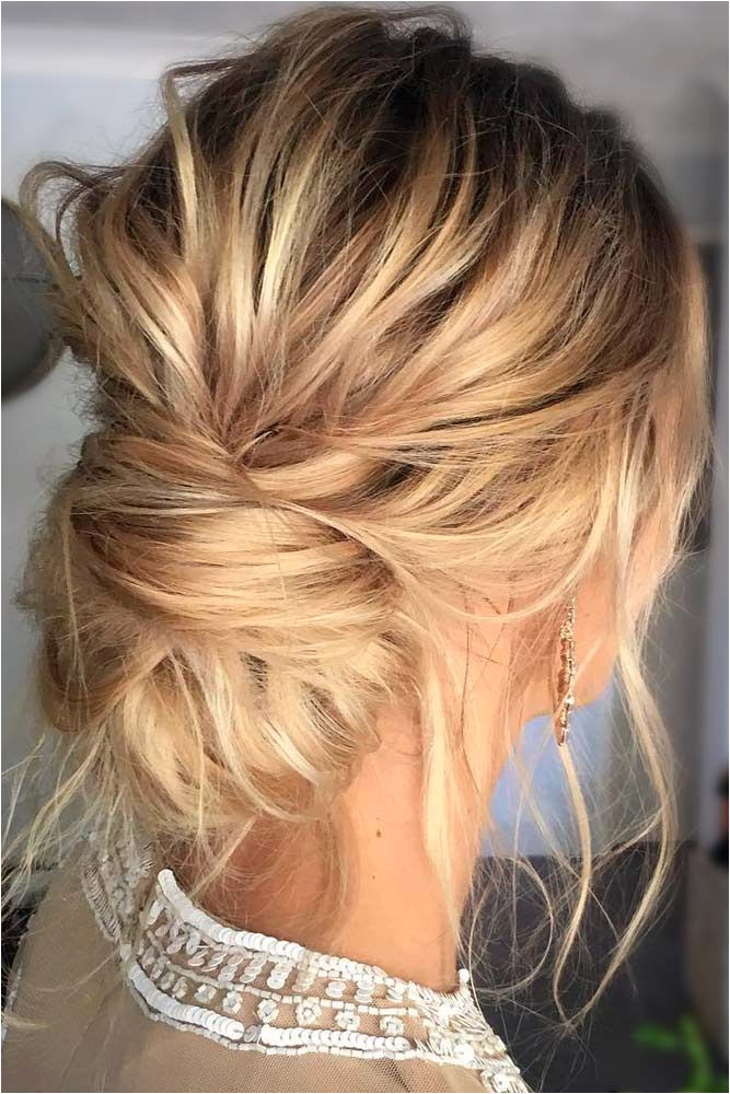 Messy Updo Hairstyles 2