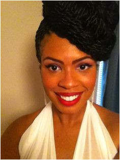 Classy Fishtail updo perfect any formal occasion FirstClassMonique · senegalese twist