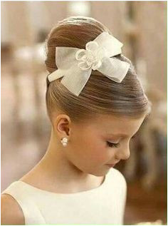 Kids Wedding Hairstyles Kids Updo Hairstyles Hairstyles For Flower Girl Hairstyle With
