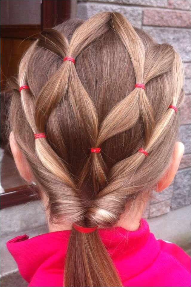 Easy Girls Hairstyles Beautiful Easy Do It Yourself Hairstyles Elegant Lehenga Hairstyle 0d Girls
