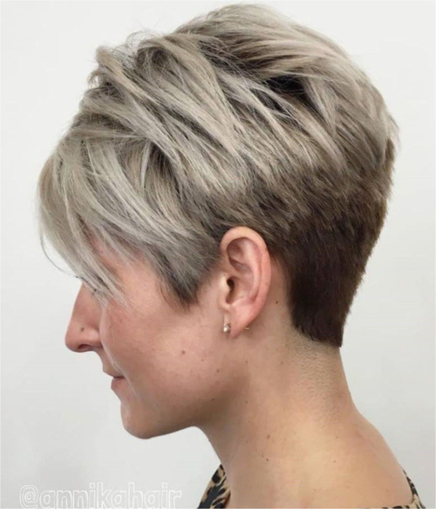 Tapered Balayage Pixie Cut Hairstyles Short Hairstyles For Women Hairstyle Ideas Hairdos