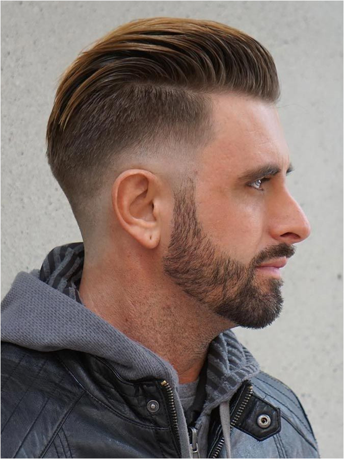 Intriguing new variation is ting more and more attention everyday Drop Fade Haircut is taking over the modern hairstyle look book Check it out
