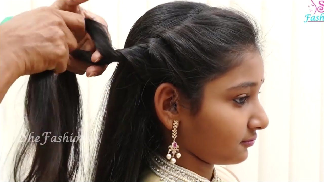 Beautifull and easy Nice hairstyles for cute little girls Kids Hair Sty