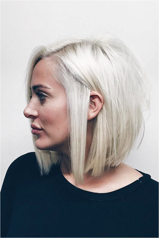 Blonde Short Hairstyles for Round Faces ☆ See more short hairstyles for round faces CoolStuff