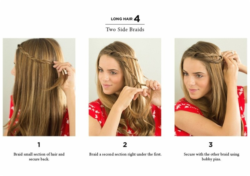 Easy Hairstyle Tutorial Lovely Cute Easy Fast Hairstyles Best Hairstyle for Medium Hair 0d and