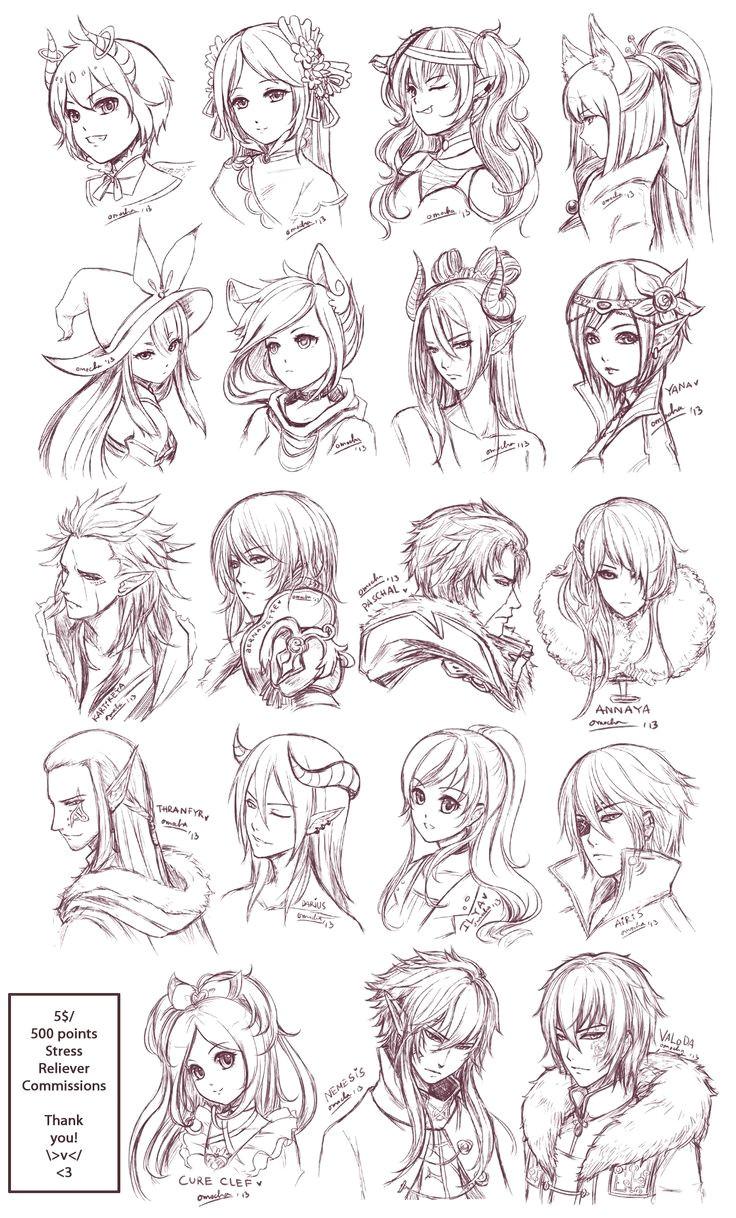 anime boy haircut Recherche Google Manga Hairstyles Drawing Hairstyles Female Anime Hairstyles