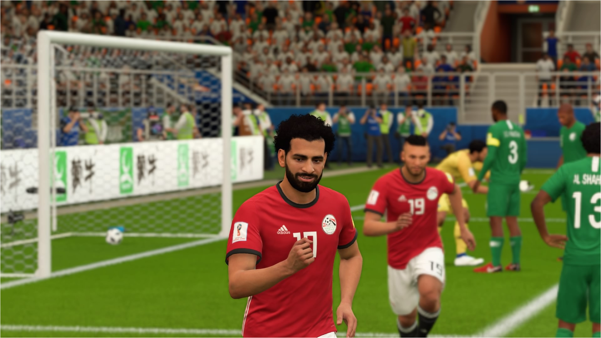 FIFA 18 World Cup DLC A plete list of all 47 new player faces