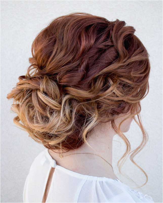 Updo ideas for your prom or weddings