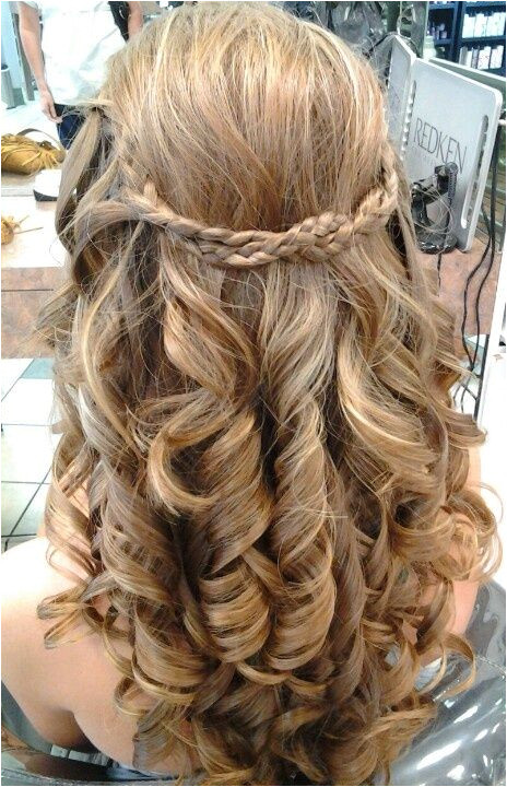 Prom Hairstyles Braid