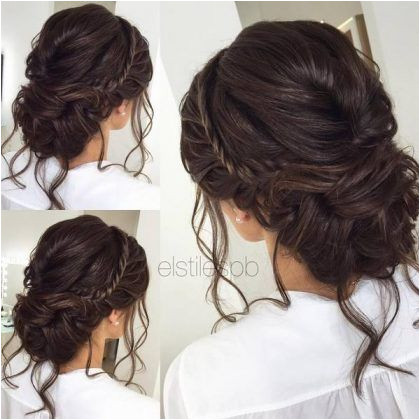 Half updo Braids Chongos Updo Wedding Hairstyles