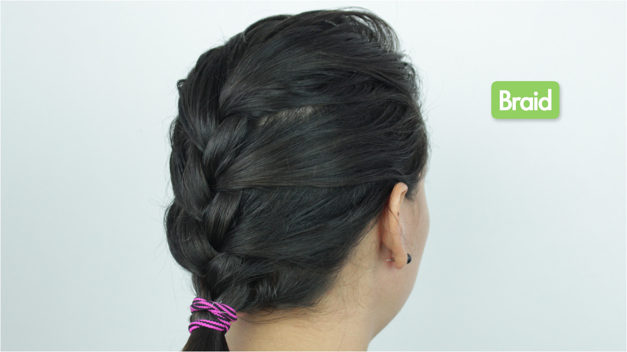 Style Your Hair for a Workout Step 11 Version 2