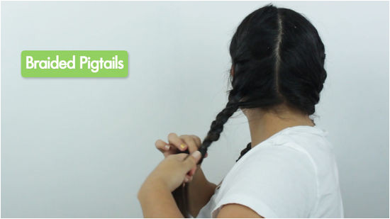 2 Do braided pigtails