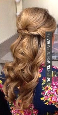 Wedding Guest Hair – Half up do Summer Hairstyles Pretty Hairstyles Going Out