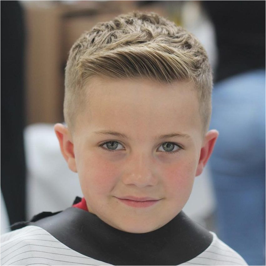 Hair Style for A School Boy the Best Boys Haircuts 2019 25 Popular Styles