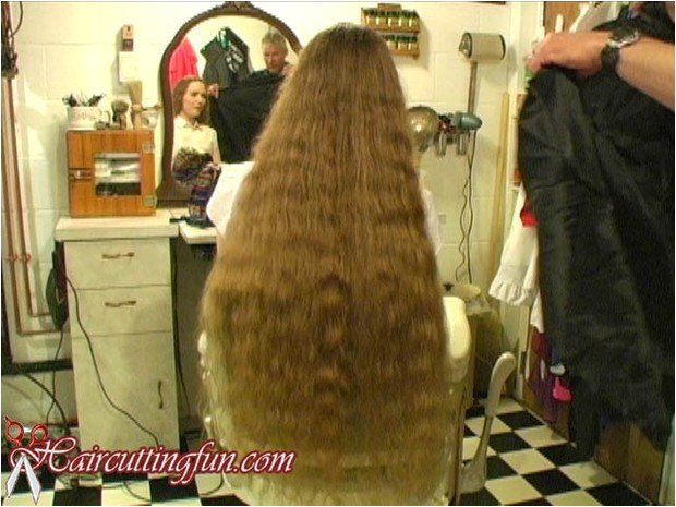 Brittany s Shag Haircut Long to Short Hair VOD Digital Video on Demand