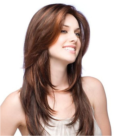 Latest haircuts for girls with long hair