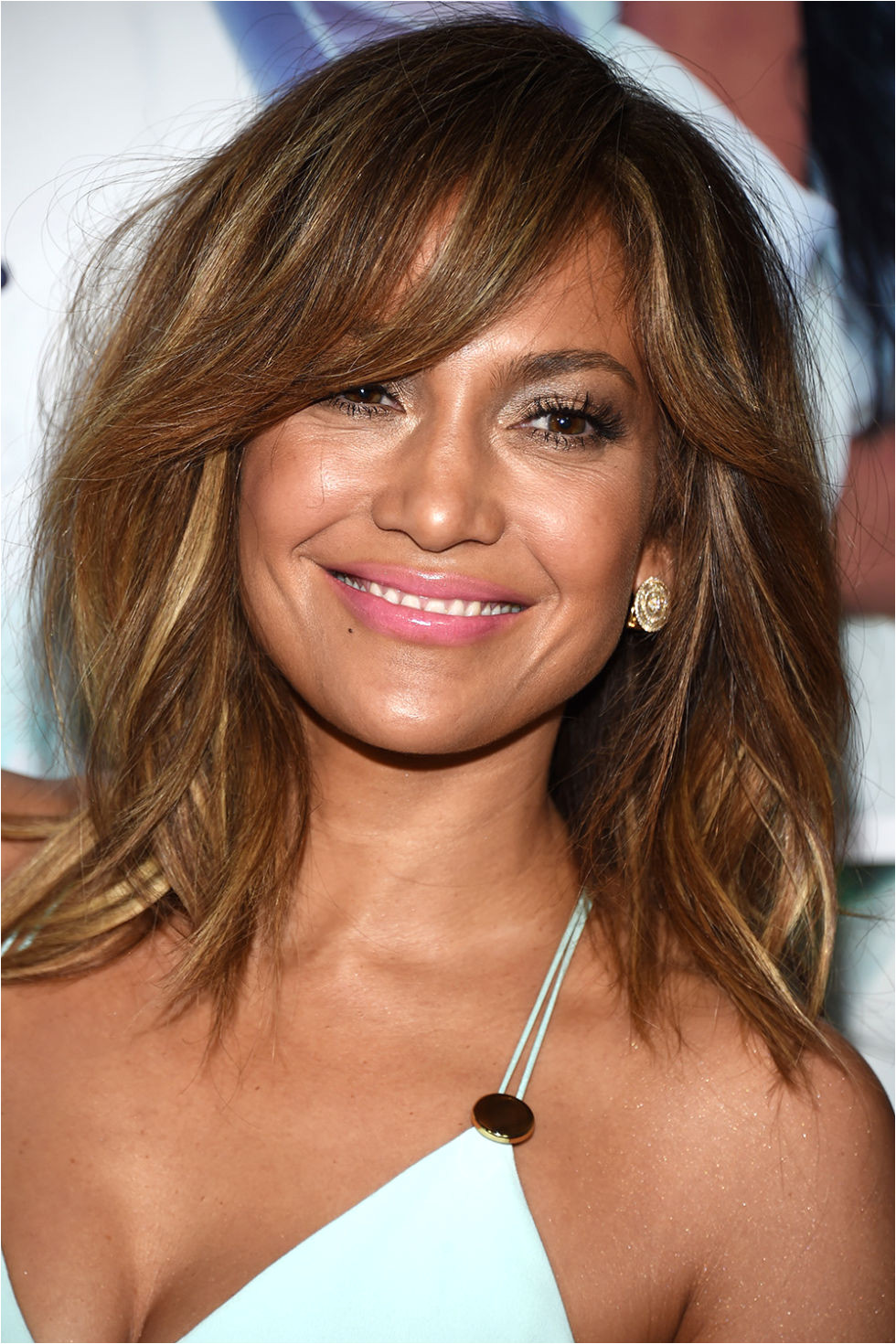 Haircut Jennifer Lopez the Best New Ways to Wear Bangs Makeup Looks Pinterest