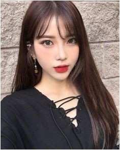 Korean Hairstyles for Girl Unique 121 Best Korean Hairstyle Pinterest In 2018 Korean