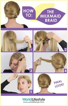 Attractive Elegant Bridal Head Band Hairstyle Step By Step Entertainment News s & Videos Calgary Edmonton Toronto Canada