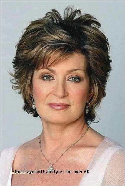 Short Hairstyles for Older Women with Thick Hair Luxury Short Layered Hairstyles for Over 60 Short