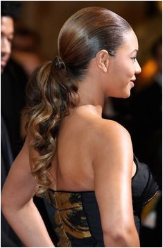 111 Elegant Ponytail Hairstyles For Any Occasion Beyonce Ponytail Elegant Ponytail Sleek Ponytail