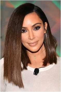Top 5 Kim Kardashian Hairstyles To Try Today — Famous Beautiful Celebrity Women Hair Ideas