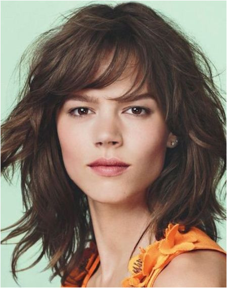 Vibrant Feathered Shag Look Curly Shag Haircuts for Short Medium Long Curls More