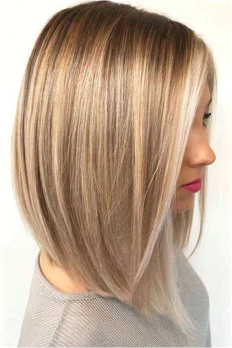 An A Line bob is a very trendy bob haircut and hair stylists believe that it will not go out in the nearest future Let s see the tren st ways of