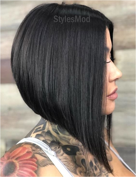 Gorgeous Stacked A Line Bob Haircut Trends That You ll Love Now in the Modern Era the Bob Hairstyle & Haircuts Trends are every where