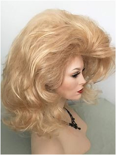 Drag Queen Wigs Flip Hair Spray