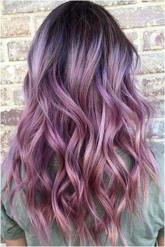 Violet Hair Color Ideas picture2