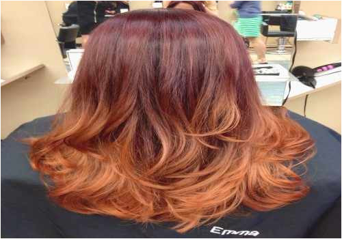 Orange Red Hair Color Elegant Auburn Hair Color with Highlights Beautiful I Pinimg 1200x 0d 60