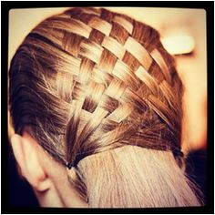 basket weaving The basket weave braid hairstyle Too cute and too much fun