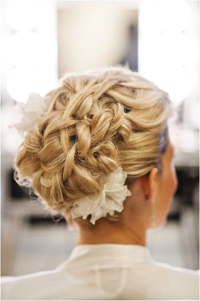 Had this done for the Black Tie Ball It was pretty but definitely prettier with highlighted hair and you really have to have LONG hair to this much
