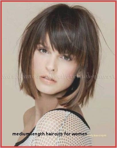 Med Length Haircuts Elegant 30 Medium Length Haircuts for Women