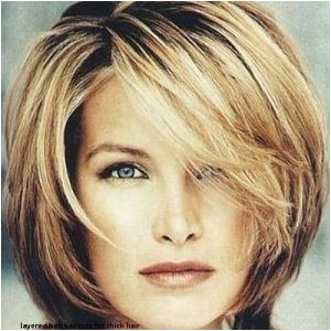 Bob Haircuts How to Style Layered Bob Haircuts for Thick Hair Short Haircut for Thick Hair
