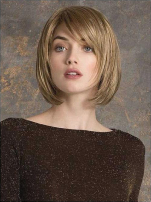 Re mendations Short Layered Bob Hairstyles Beautiful Layered Bob for Thick Hair Image Short Haircut for Thick