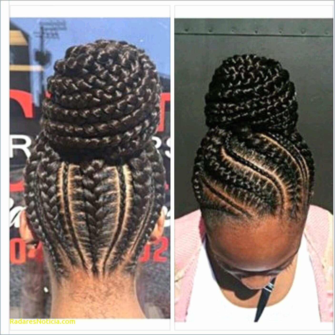 Braided Updo Hairstyles Braided Updo Hairstyles for Black Women Inspirational Pin Od