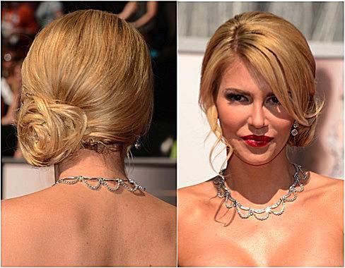 Hairstyles Buns Photos Side Buns Hairstyles Elegant Side Braid Bun Long Braids Hairstyles