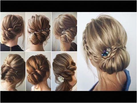 QUICK AND EASY HAIRSTYLES QUICK AND EASY Heatless Hairstyles for medium hair