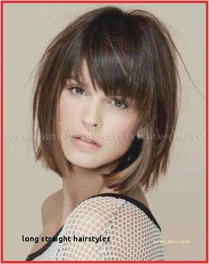 Long Straight Hairstyles Medium Hairstyle Bangs Shoulder Length Hairstyles with Bangs 0d Form Long Length Straight Hairstyles